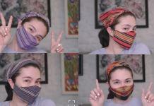 Weave masks Dimples Romana