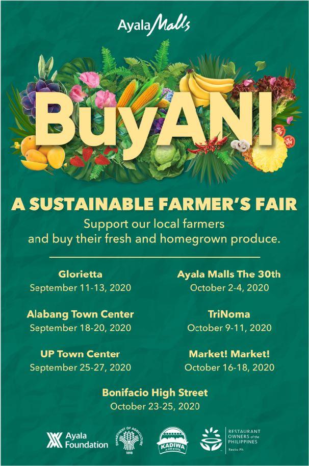 Ayala Malls BuyANI Farmers Market