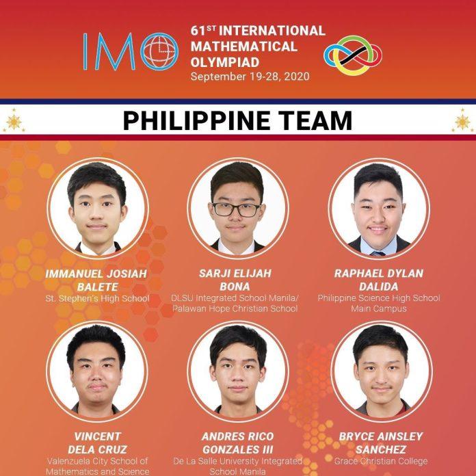 International Math Olympiad Philippines