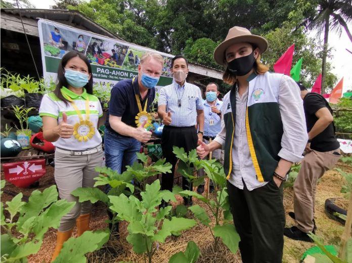 Nueva Ecija farmers PAG-AHON project