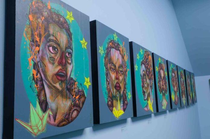 Fernandez's Luntian exhibit
