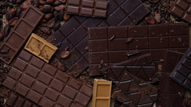 Chocolates and other cacao-based products