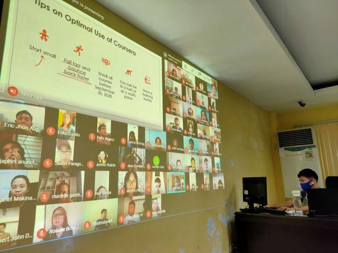 Free Coursera online studies