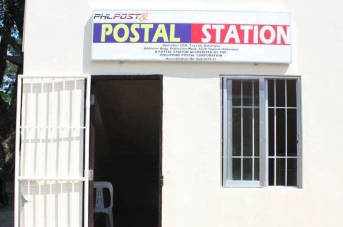 PHLPost community Postal Stations
