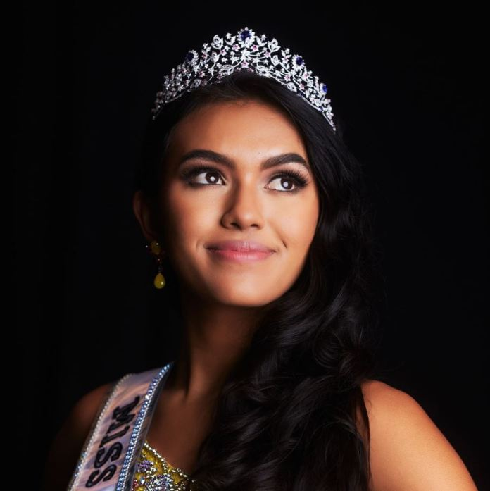 Ki'ilani Arruda crowned Miss Teen USA