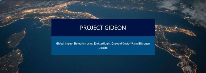 NASA Space Apps Covid Challenge winner 2020 G.I.D.E.O.N. by CirroLytix