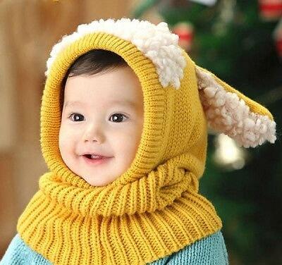 Cute Baby In Yellow Cap