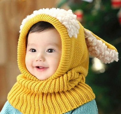 Cute-Baby-In-Yellow
