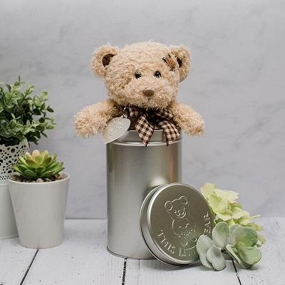 teddy bear hd profile