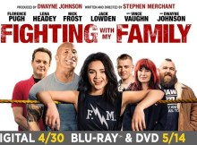 Movie-Fighting With My Family