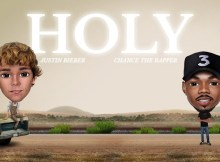 HOLY by JUSTIN BEIBER ft CHANCE THE RAPPER