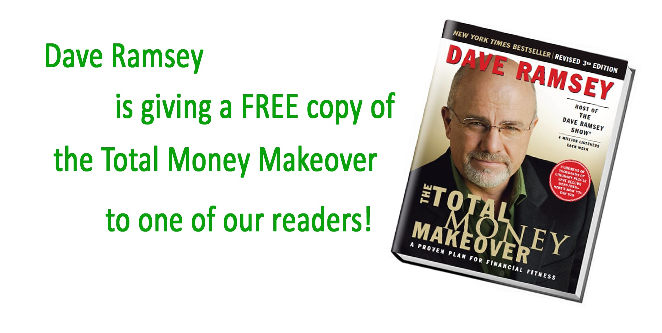 Total Money Makeover By Dave Ramsey Review Amp Giveaway