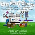 Easy Peasy Chores @ GoodOldDaysFarm.com