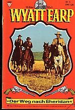 Image result for Wyatt Earp 5. Der Weg nach Sheridan