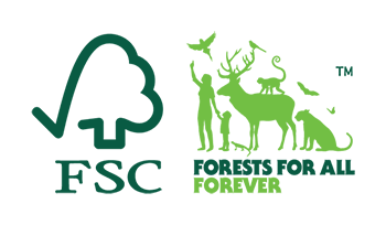 FSC Certified Wood Prints