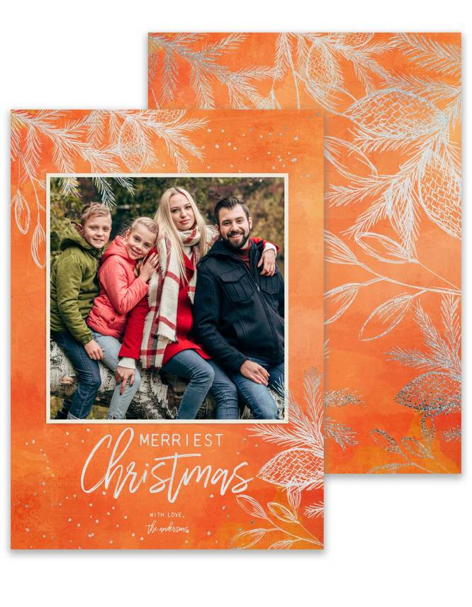 great holiday greeting card