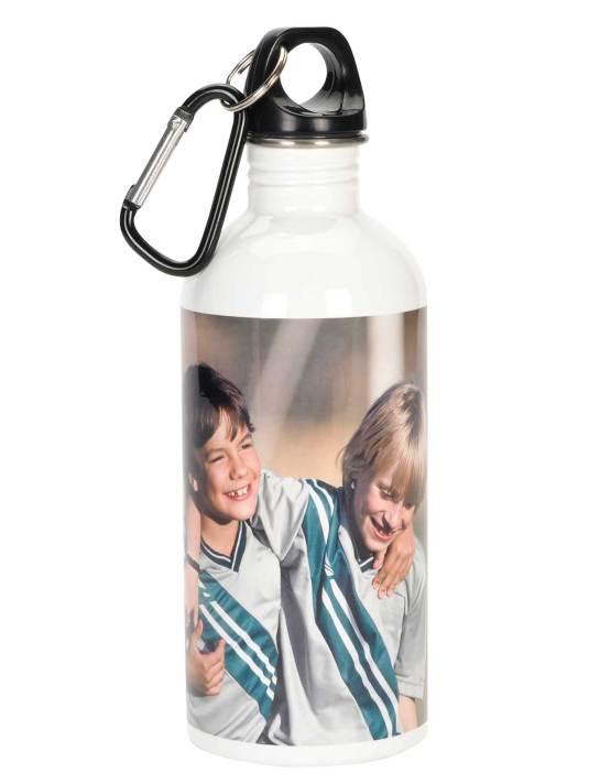 personalized photo hydroflask
