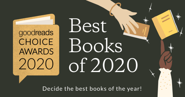 Best Books 2020 — Goodreads Choice Awards