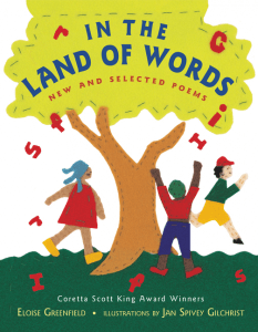National Poetry Month Picture Books In the Land of Words