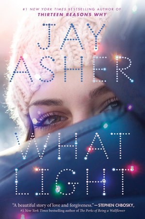 Jay Asher's What Light cover
