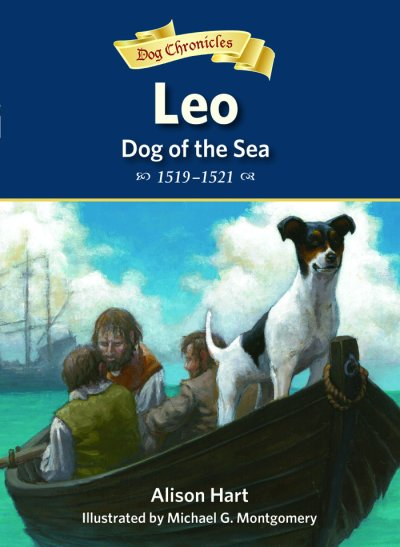 Leo Dog of the Sea cover image
