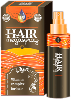 Hair Megaspray Slovenija