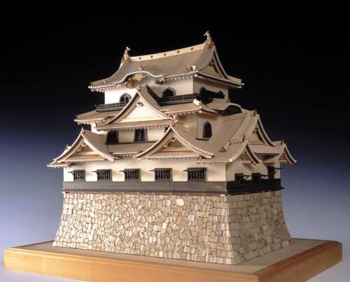 Hikone Castle Model Kit Gt Japanese Toy Gt Model Kit