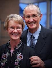 Doug and Margaret Nichols