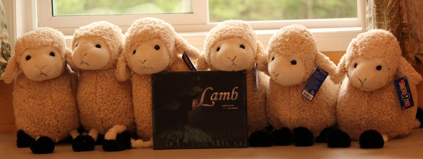 The Lamb book with lambs