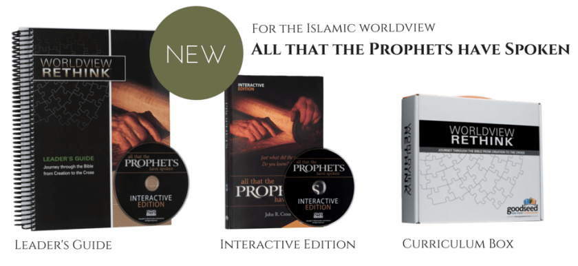 All that the Prophets have Spoken Leader's Guide and Interactive Edition