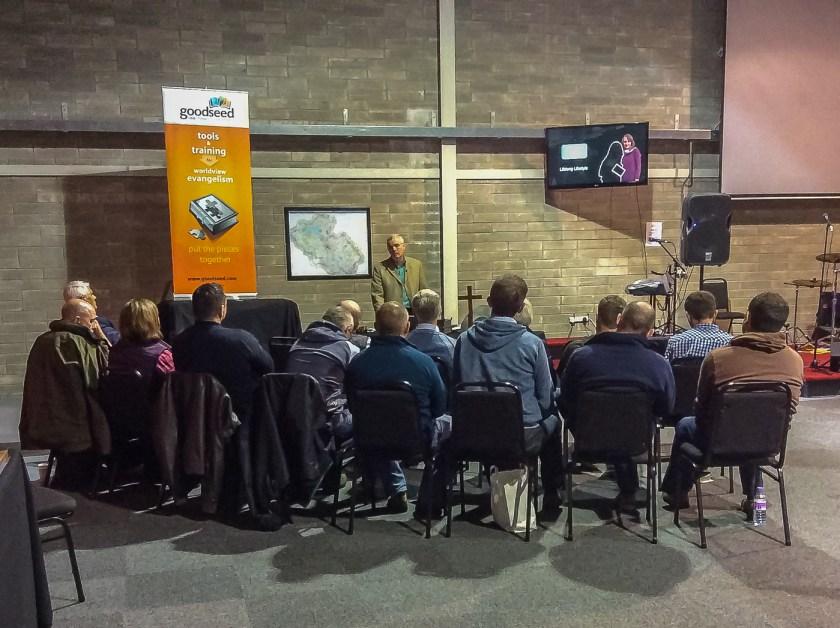 Term Seminar in Ireland