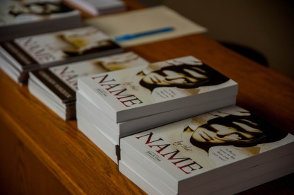 Copies of By This Name available for those interested in pursuing the message of the Bible further.