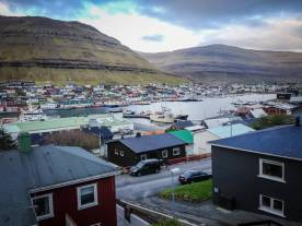A Faroese village