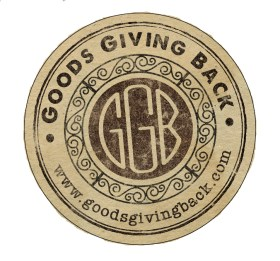 Goods Giving Back is handmade doing good