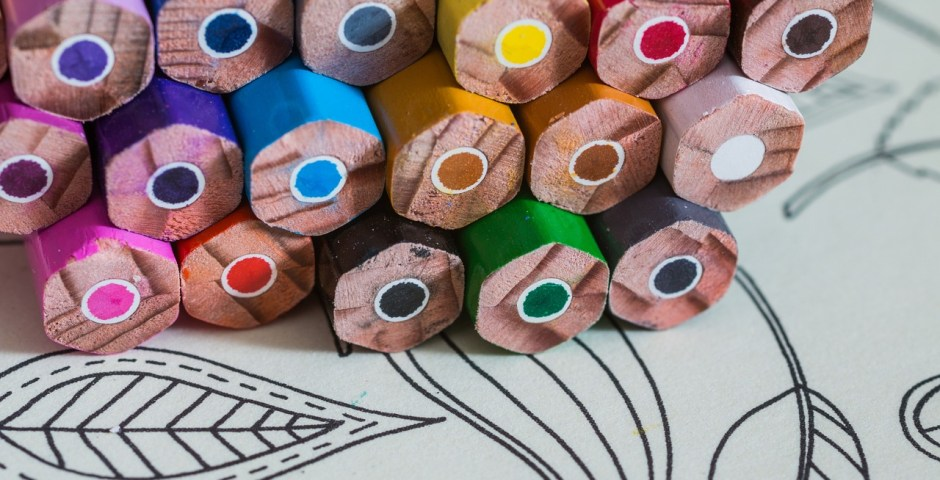 fun interesting coloring pages