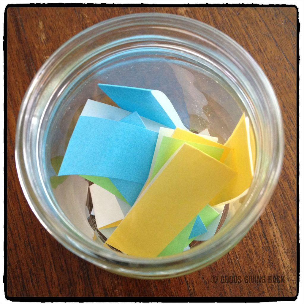 Mother's Day Love Messages Jar