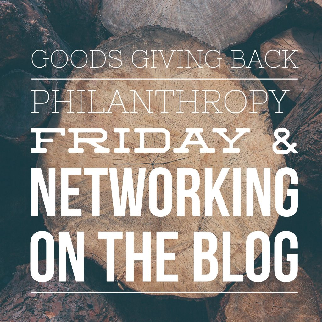 philanthropy friday june 3