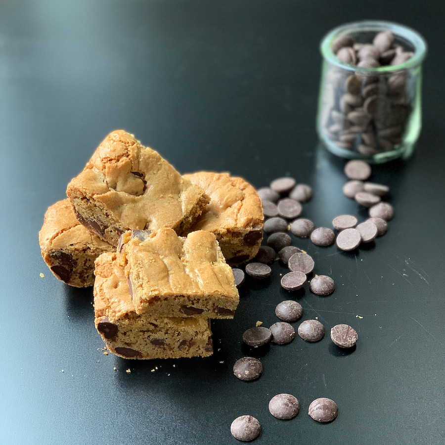 whole wheat blondies sq