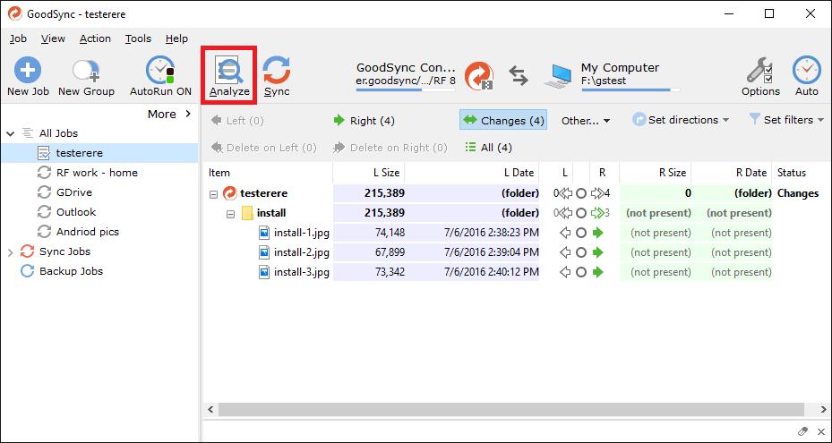 GoodSync Pro for Mac 5.6.8.5 序号版 - Mac上强大专业的文件同步备份工具