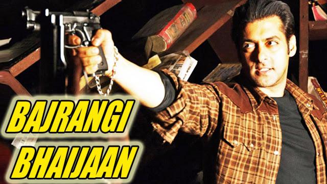 Salman Khan Released Bajrangi Bhaijaan Trailer on Twitter