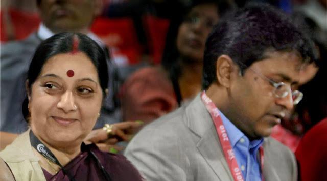 P Chidambaram Attacks NDA on Sushma and Lalit Modi's Row