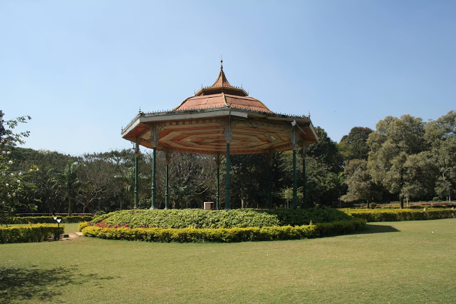 Cubbon Park to be redrawn to Facilitate Renovation of Govt Buildings.