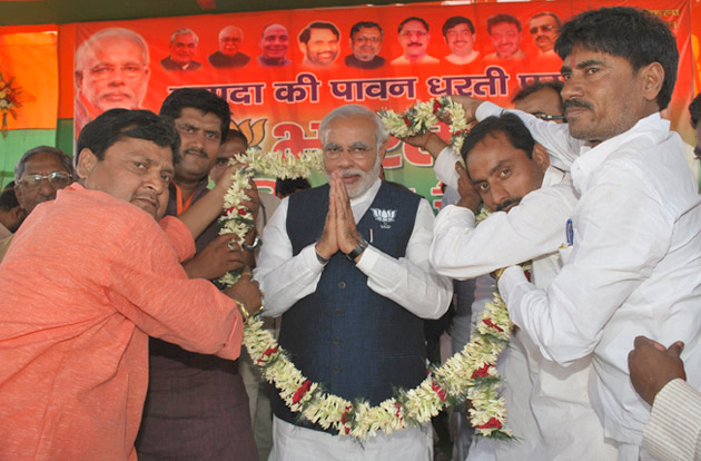 Modi makes Bihar happy; announces 1.25 lakh cr package