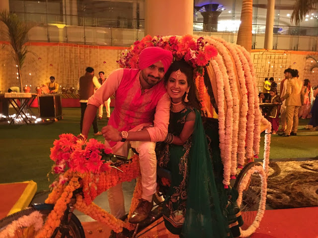 Harbhajan Singh and Geeta Basra to Tie Knot