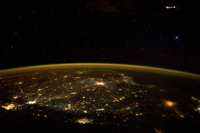 The beauty of India at night: Pictures from space