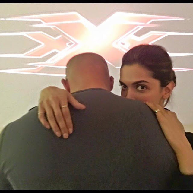 Deepika Padukone to Make Her Hollywood Debut opposite Vin Diesel?