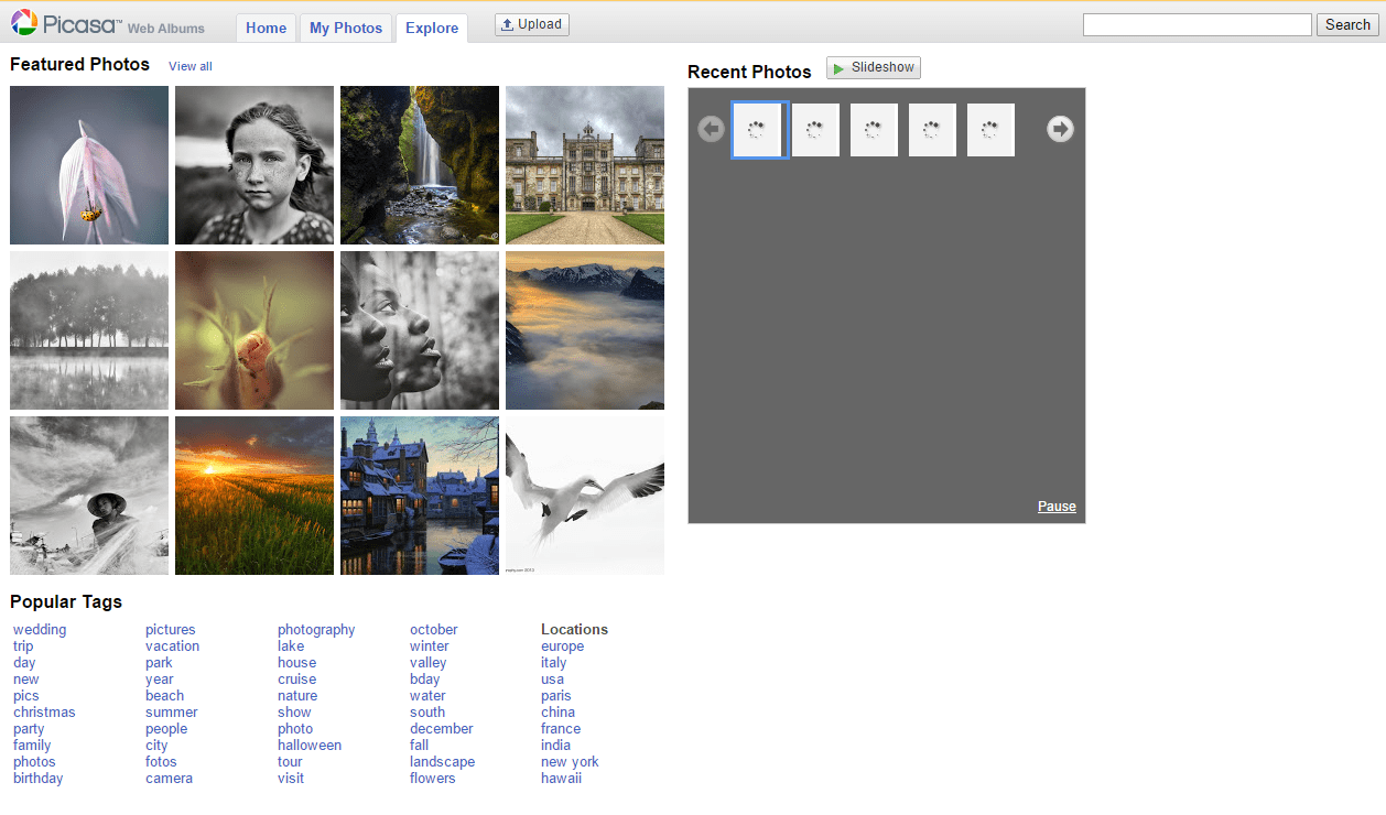 Google paves way for Google Photos & bids a bye to Picasa