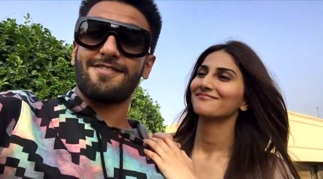 ranveer and vaani in befikre