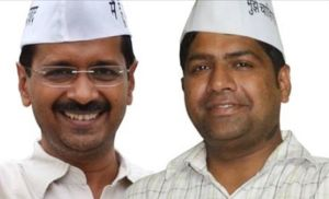 Dinesh Mohaniya; AAP MLA arrested in the middle of press conference