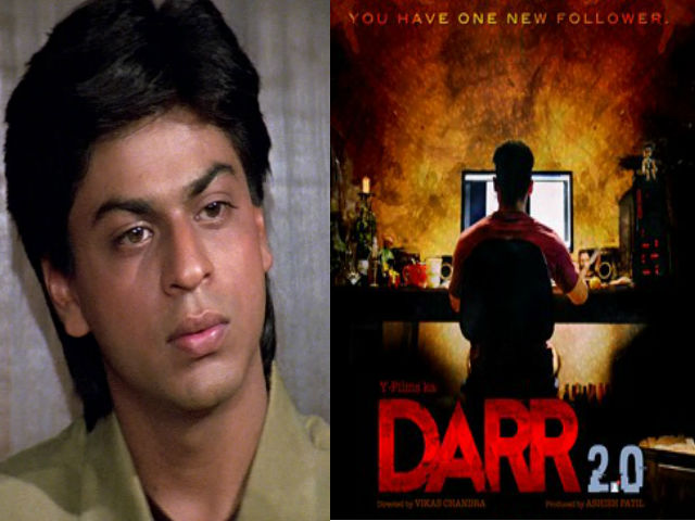 ShahRukh's Darr Being Updated into Web-Series on Cyber-Stalking